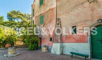 Landhaus in Frascati, Latium, Italien 1