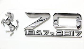 F12 Berlinetta  *70th Anniversary Collection*