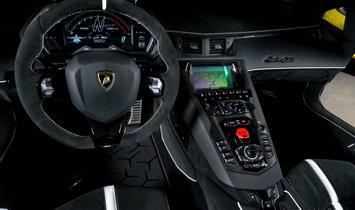 2021 Lamborghini Aventador SVJ Roadster