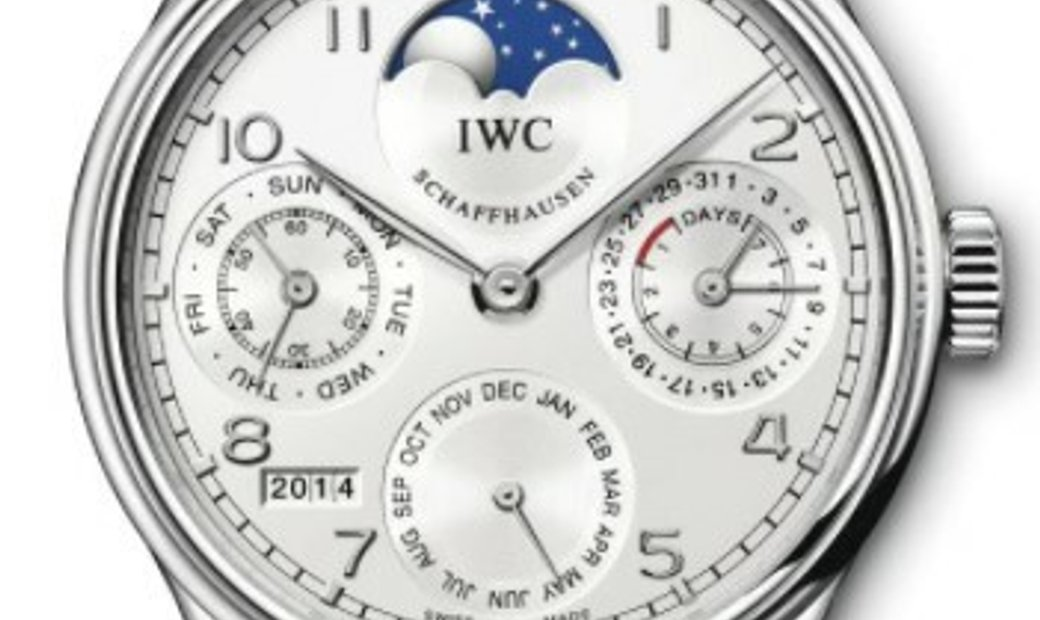 IWC PORTUGIESER PERPETUAL CALENDAR IW502305
