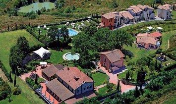 House in Tuscany, Italy 1