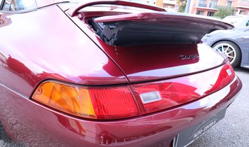 1996 Porsche 911 Targa