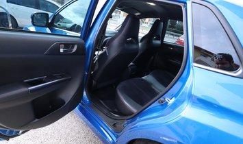 2012 Subaru WRXSTI