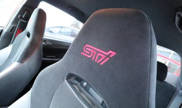 2010 Subaru WRXSTI