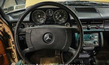 1975 Mercedes-Benz 240D Sedan