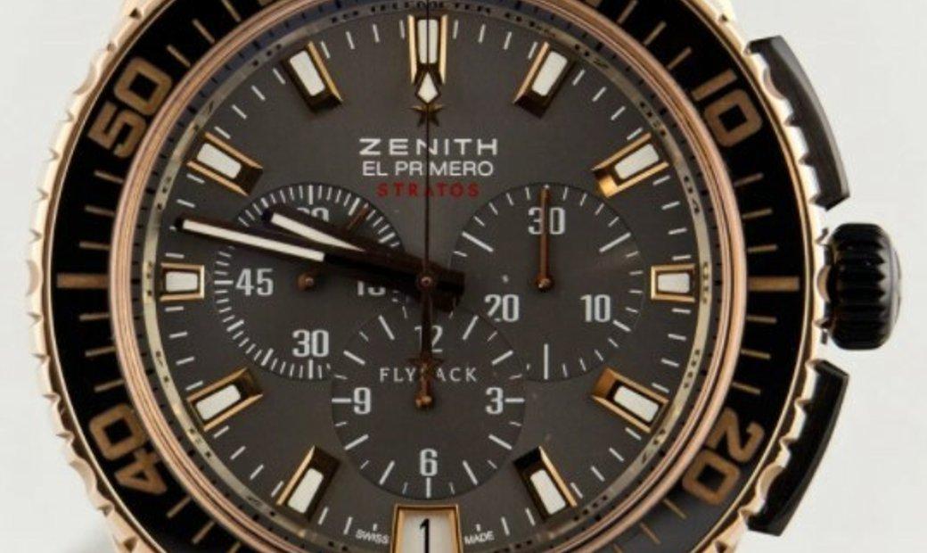 Zenith El Primero Stratos Flyback Chronograph 86.2062.405/91.R515