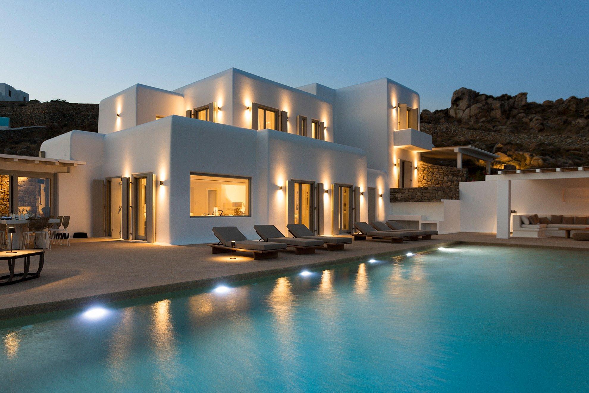 Villa in Agios Ioannis Diakoftis, Decentralized Administration of the Aegean, Greece 1 - 11427406