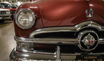 1950 Ford Custom Convertible