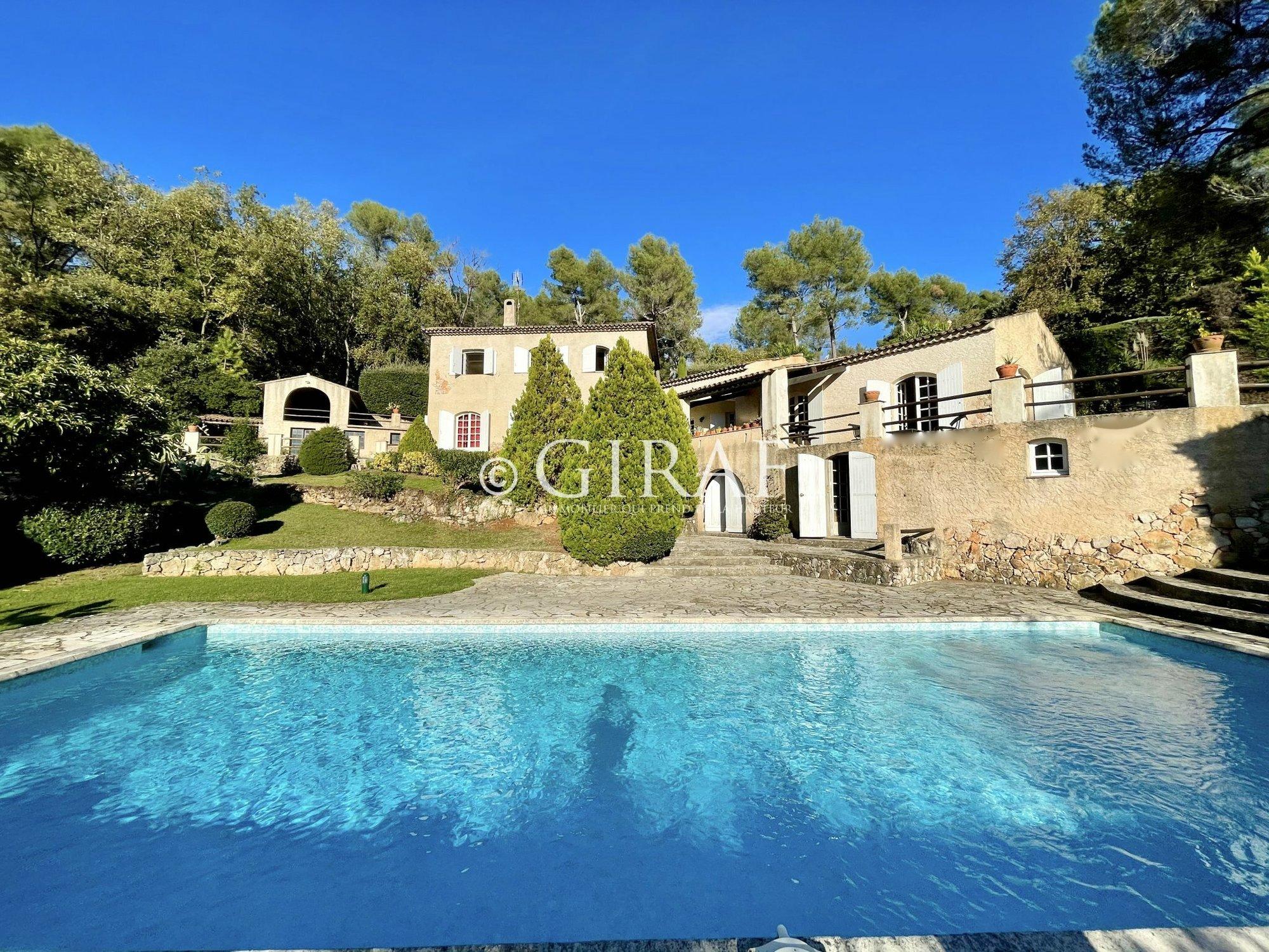 Villa a San Paolo di Venza, Provenza-Alpi-Costa Azzurra, Francia 1 - 11426724