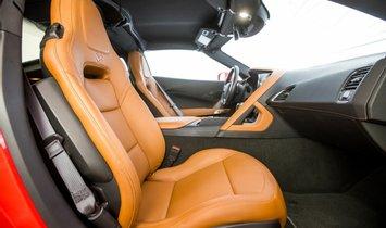 2017 Chevrolet Corvette Z06 Coupe 2D