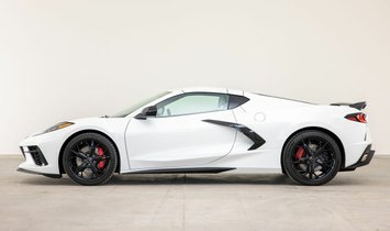 2020 Chevrolet Corvette Stingray Coupe 2D