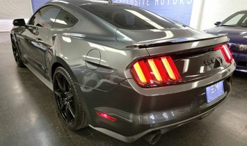 2016 Ford Mustang GT Coupe 2D