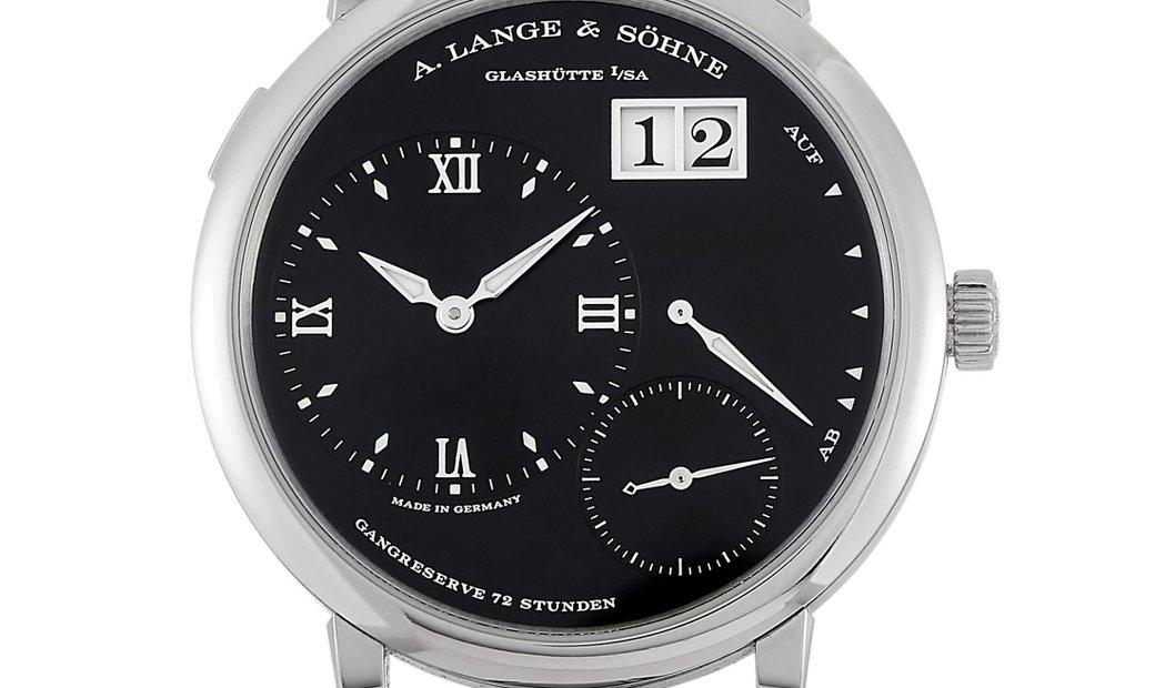 A. Lange & Sohne A. Lange & Sohne Grand Lange 1 117.028