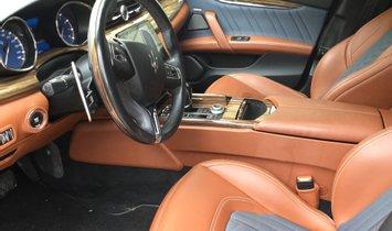2017 Maserati Quattroporte S Q4 GranLusso