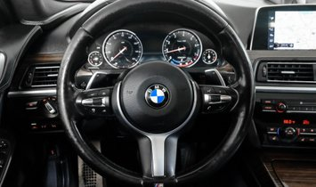 2017 BMW 6 Series 650i Gran Coupe M Sport - Night Vision $110,945 MSRP
