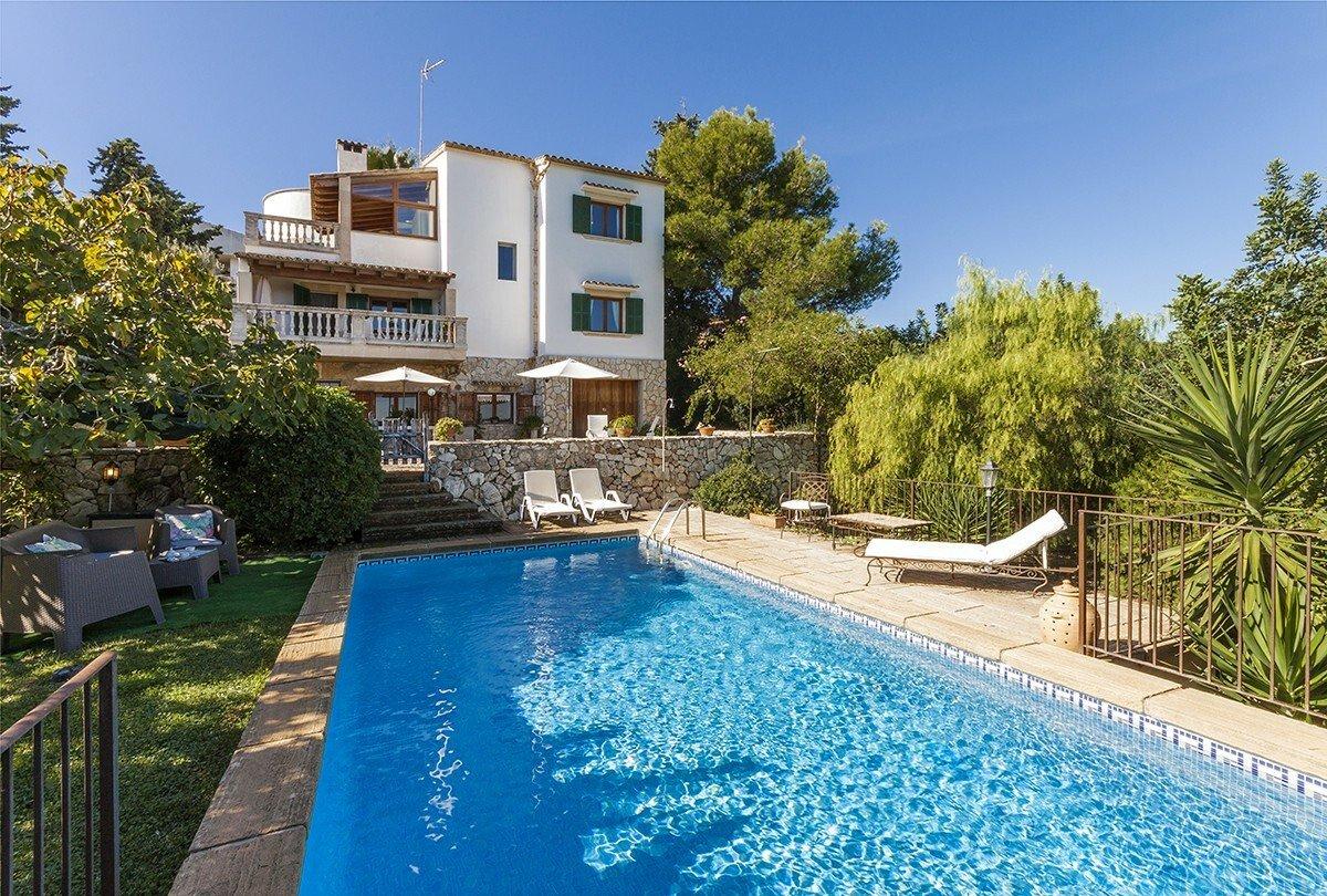 Villa in Campanet, Balearic Islands, Spain 1