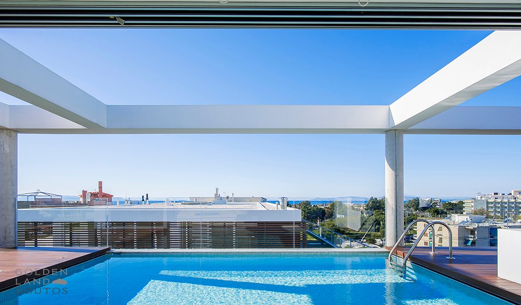 Penthouse in Glyfada, Decentralized Administration of Attica, Greece 1 - 11427620