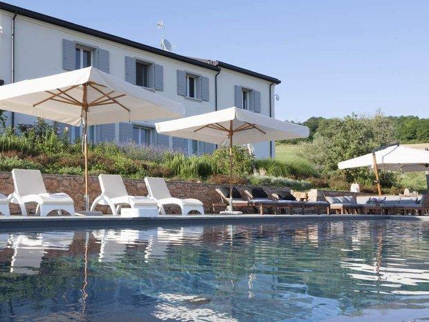 Villa in Fossombrone, Marche, Italy 1