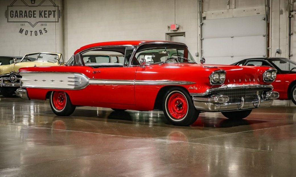 1958 Pontiac Star Chief Catalina