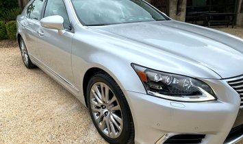 2015 Lexus LS 460 4dr Sdn RWD