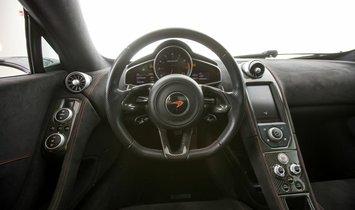 2015 McLaren 650S Spider Convertible 2D
