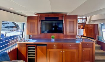 TIGER LILLI 70' (21.34m) Pacific Mariner 2004 *NAME RESERVED