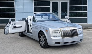 Rolls-Royce Phantom Drophead Coupe Base