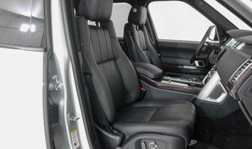 2017 Land Rover Range Rover 5.0L V8 Supercharged $115,030 MSRP