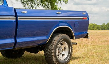 1978 Ford F250 Supercab