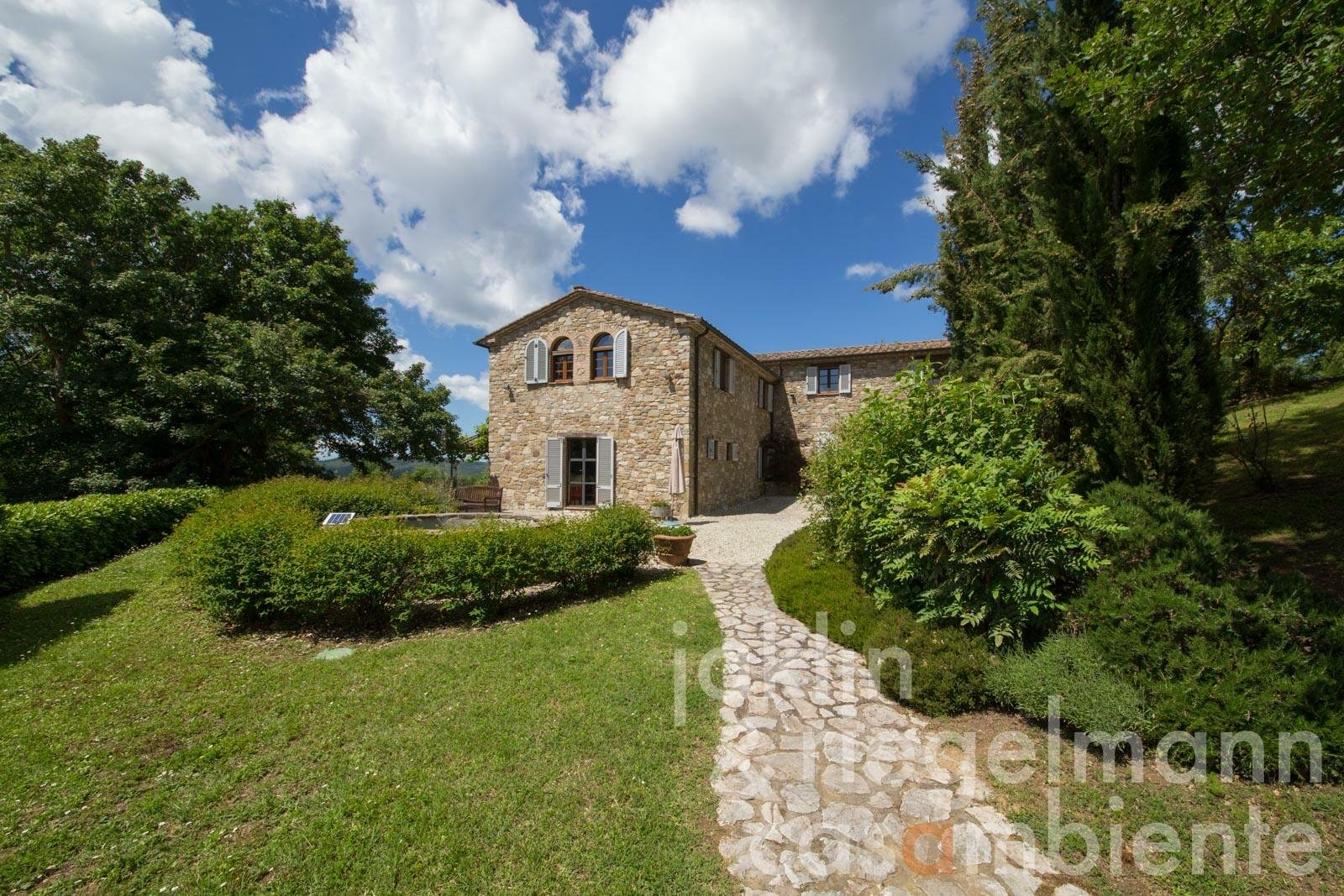 House in Umbertide, Umbria, Italy 1 - 11425571