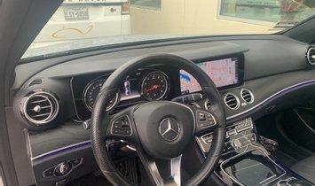 2017 Mercedes-Benz E-Class E 300 $63,845 MSRP