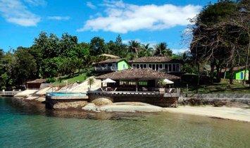 Privé-eiland in Rio de Janeiro, Rio de Janeiro, Brazilië 1