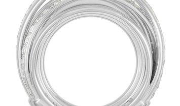 de Grisogono De Grisogono Allegra 18K White Gold 2.05 ct Diamond Ring