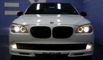 2011 BMW 7 Series Alpina B7 Sedan 4D
