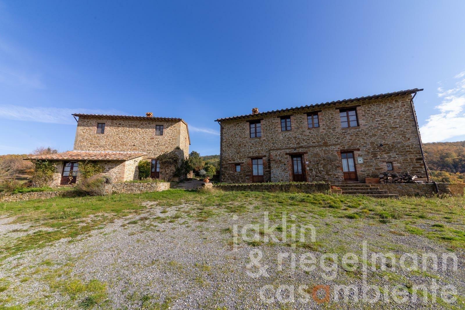 Estate in Piegaro, Umbria, Italy 1 - 11425479