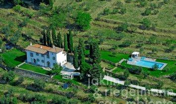 Estate in Reggello, Tuscany, Italy 1