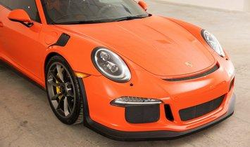 2016 Porsche 911 GT3 RS Coupe 2D