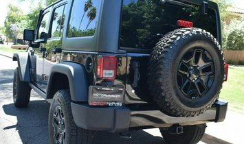 2015 Jeep Wrangler Unlimited Willys Wheeler Sport Utility 4D