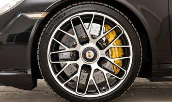 2014 Porsche 911 Turbo S Coupe 2D