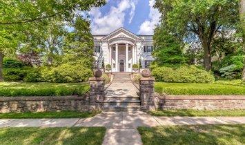 Haus in Baltimore, Maryland, Vereinigte Staaten 1