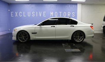 2011 BMW 7 Series Alpina B7 Sedan 4D