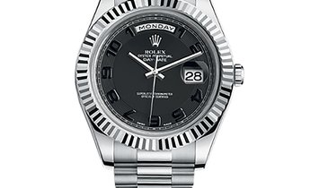 ROLEX OYSTER PERPETUAL DAY DATE II 41MM 218239