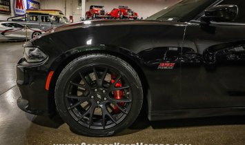 2018 Dodge Charger Scat Pack 392 SuperCharged