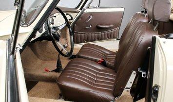 356C 1600  Cabriolet