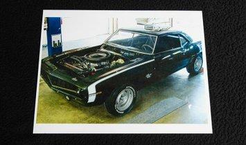 1969 Chevrolet Camaro SS L78
