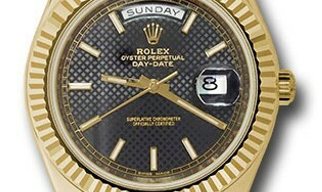 ROLEX OYSTER PERPETUAL  DAY DATE 40 228238-0007BKDMIP