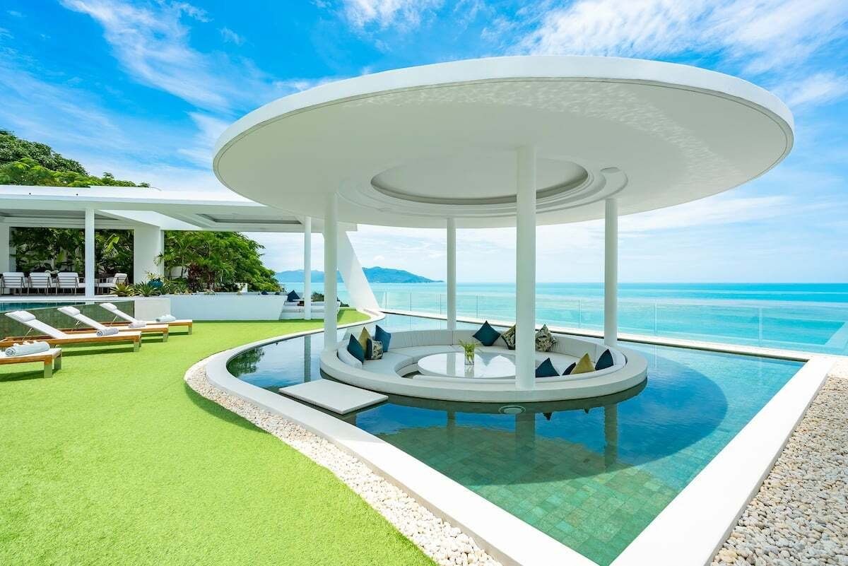 Villa à Koh Samui, Surat Thani, Thaïlande 1 - 11434087