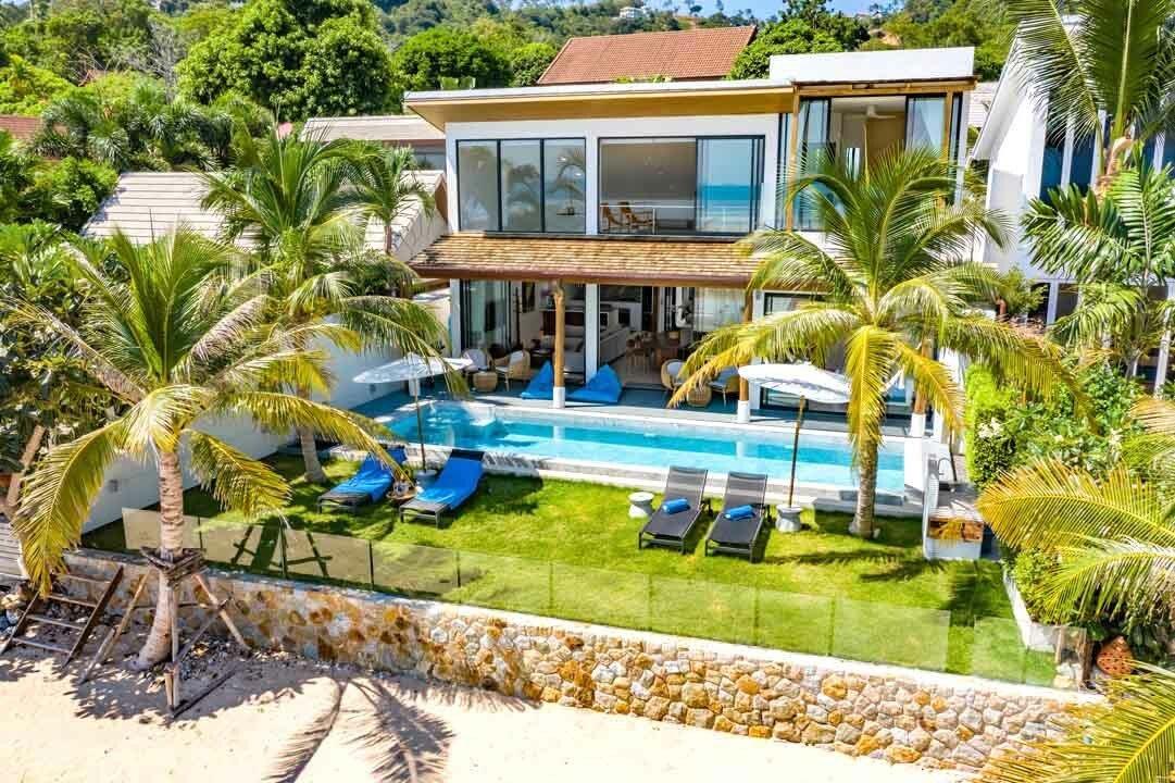 Villa à Koh Samui, Surat Thani, Thaïlande 1 - 11437504