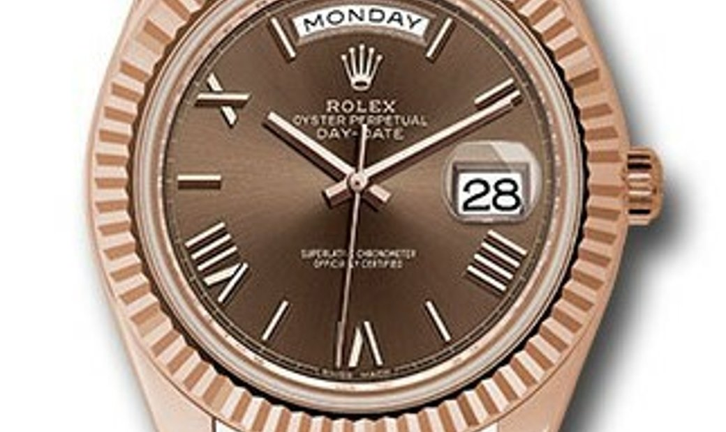ROLEX OYSTER PERPETUAL DAY DATE 40MM 228235 CHORP