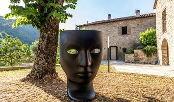 Estate in Popolano, Tuscany, Italy 1